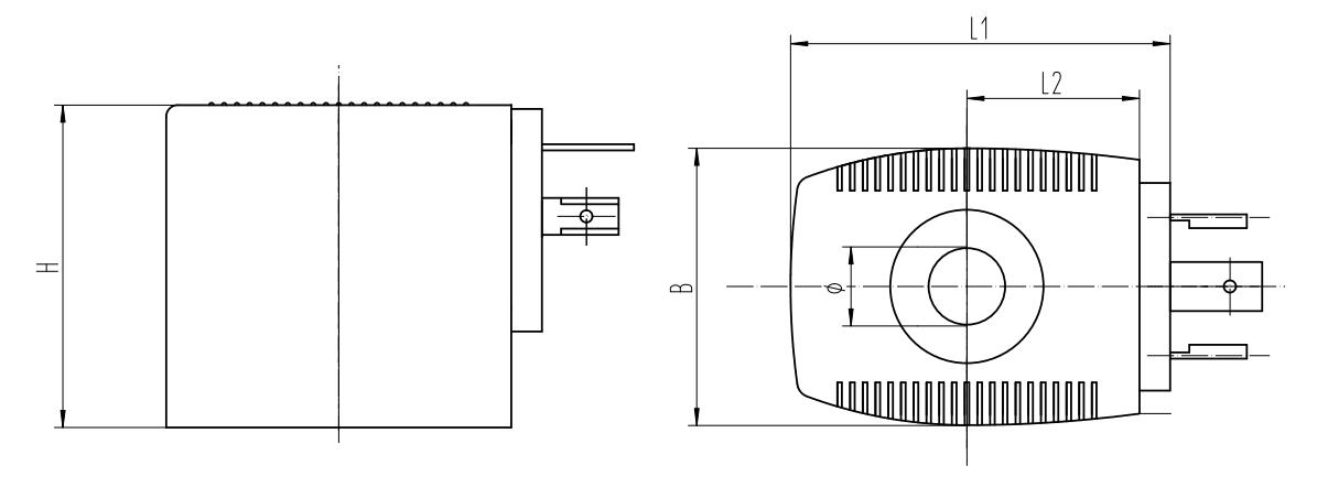 12mm Solenoid Valve Coil
