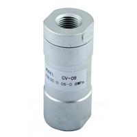 Pneumatic In Line Check Valve