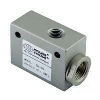 Pneumatic Quick Exhaust Valve