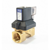 Brass General Purpose Normally Closed Differential Solenoid Valve