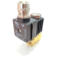 Brass Normally Closed Direct Acting IEC Ex Solenoid Valve