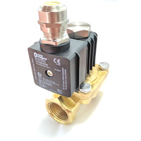 Brass Zero Differential Ex Solenoid Valve