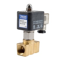 Brass Petrochemical Direct Acting Normally Open Solenoid Valve
