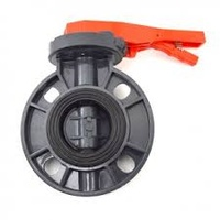 UPVC Wafer Butterfly Valve