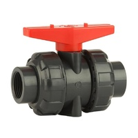 UV Stabalised PVC Manual Ball Valve