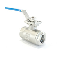 High Pressure Manual Ball Valve