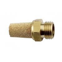 Brass Conical Silencer