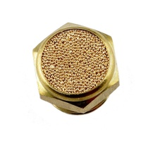 Brass Mini Silencer