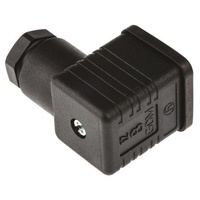 Din plugs for solenoid valves rectangle black din plug 0 250v acdc cheapraybanclubmaster Choice Image