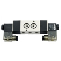5 Way 2 Postion Namur Double Solenoid Valve