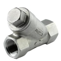 Stainless Steel Piston Check Valve