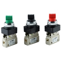 3 Way 2 position Rotary Switch Valve