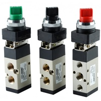 5 Way 2 position Rotary Switch Valve