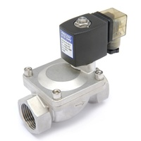 Stainless Steel General Purpose Normally Closed Solenoid Valve
