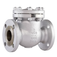 Flanged WCB Swing Check Valve