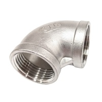 Stainless Steel Female Elbow