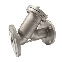 Flanged ANSI 150 Cast Steel Basket Strainer