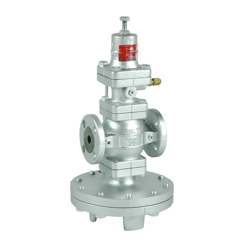 Ductile Iron Flanged Diaphragm Operated Pressure Reducing Valve for Steam